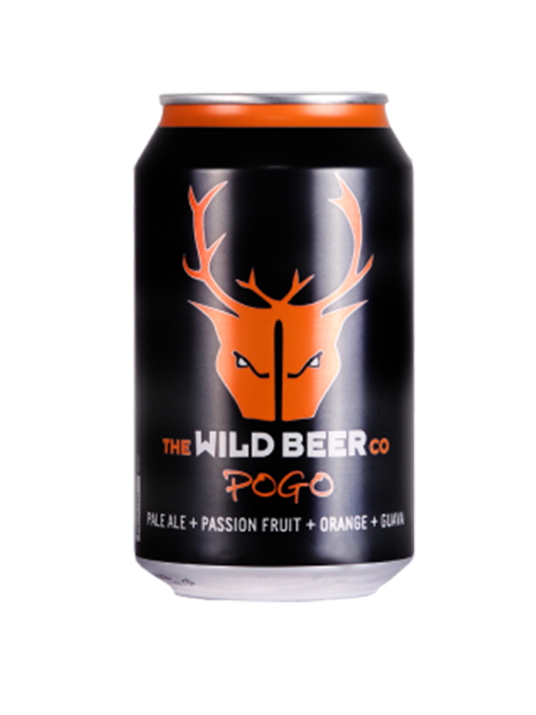 CLEARANCE - Wild Beer - POGO - POG - 330ml Can - Case