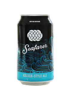 CLEARANCE - Seafarer - Kolsch - 355ml