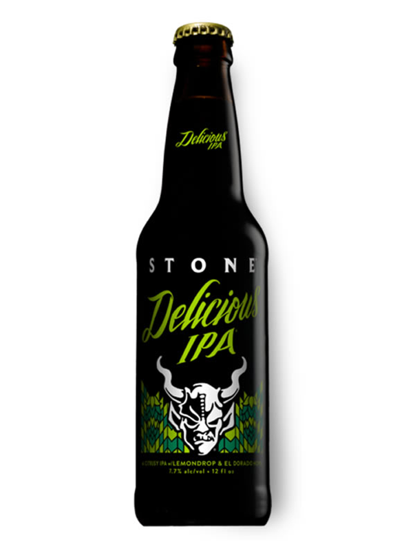 CLEARANCE - Stone - Delicious Gluten reduce IPA  - 355ml bottle - Case