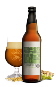 "Deschutes - Cultivateur - Barrel Aged Farmhouse Ale ""Reserve"" - 650ml"