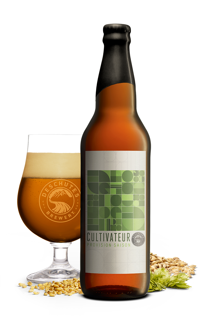Deschutes - Cultivateur - Barrel Aged Farmhouse Ale