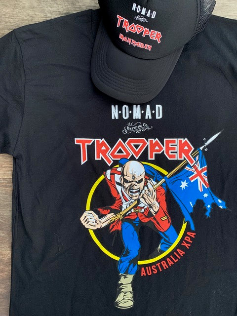 Nomad + Iron Maiden - Trooper - Ultimate Fan Merch. Pack