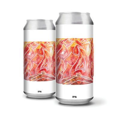 Alefarm Brewing - January Embers - IPA - 440ml
