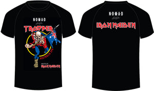 Nomad + Iron Maiden - Trooper - Official Australian T-Shirt