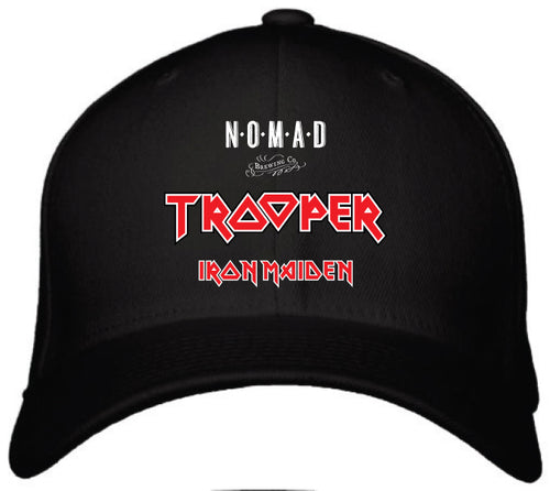 Nomad + Iron Maiden - Trooper - Official Australian Trucker Hat