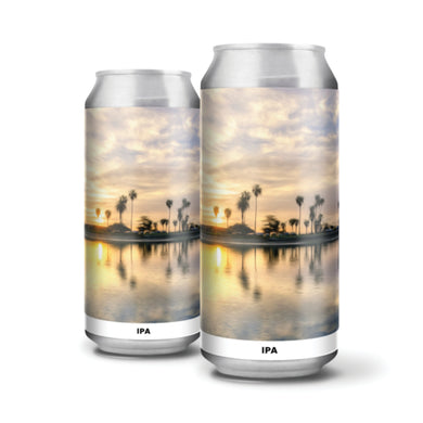Alefarm Brewing - Mornings on Mission Bay - IPA - 440ml