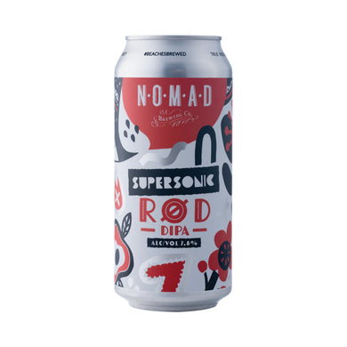 Nomad Supersonic RØD - 440ml Can - 7.8%