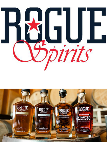Rogue Ales & Spirits - Ultimate Whiskey Lover x 2 Versions + 1 beer