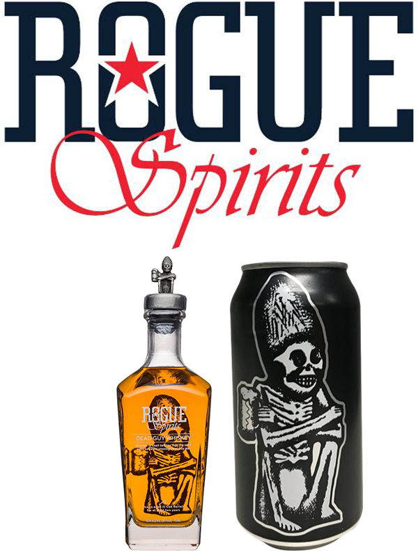 Rogue Ales & Spirits - Ultimate Mixed Selection + Free T-Shirt