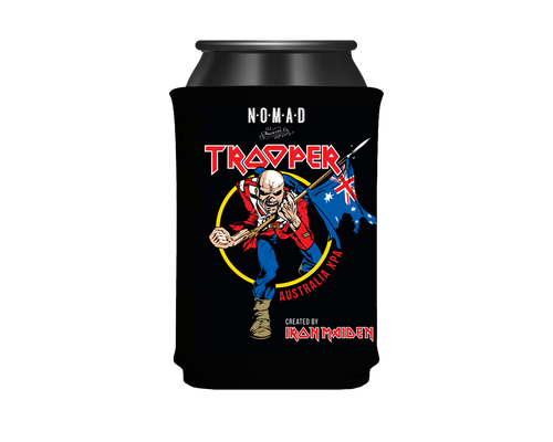 Nomad + Iron Maiden - Trooper - Official Beer Cooler