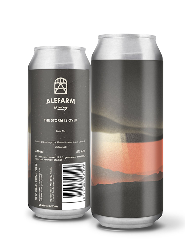 Alefarm - The Storm is Over  - Scandi Pale