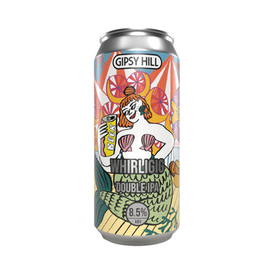 Gipsy Hill - Whirligig - IPA - 440ml - Case
