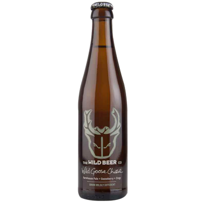 CLEARANCE - Wild Beer - Wild Goose Chase - Sour IPA - 330ml - Case