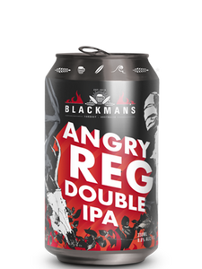 Blackmans  - Angry Reg - 330ml DIPA.