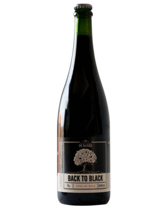 De Ranke - Back to Black - Barrel Aged Export Porter (2018) - 750ml