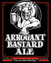 Load image into Gallery viewer, Stone - Arrogant Bastard - American Strong Ale - 30ltr Keg