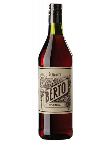 VERMOUTH - Berto Vermouth Rosso (Red) - 1ltr