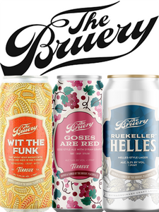 Bruery - Assorted Sours - 6 Mixed beers