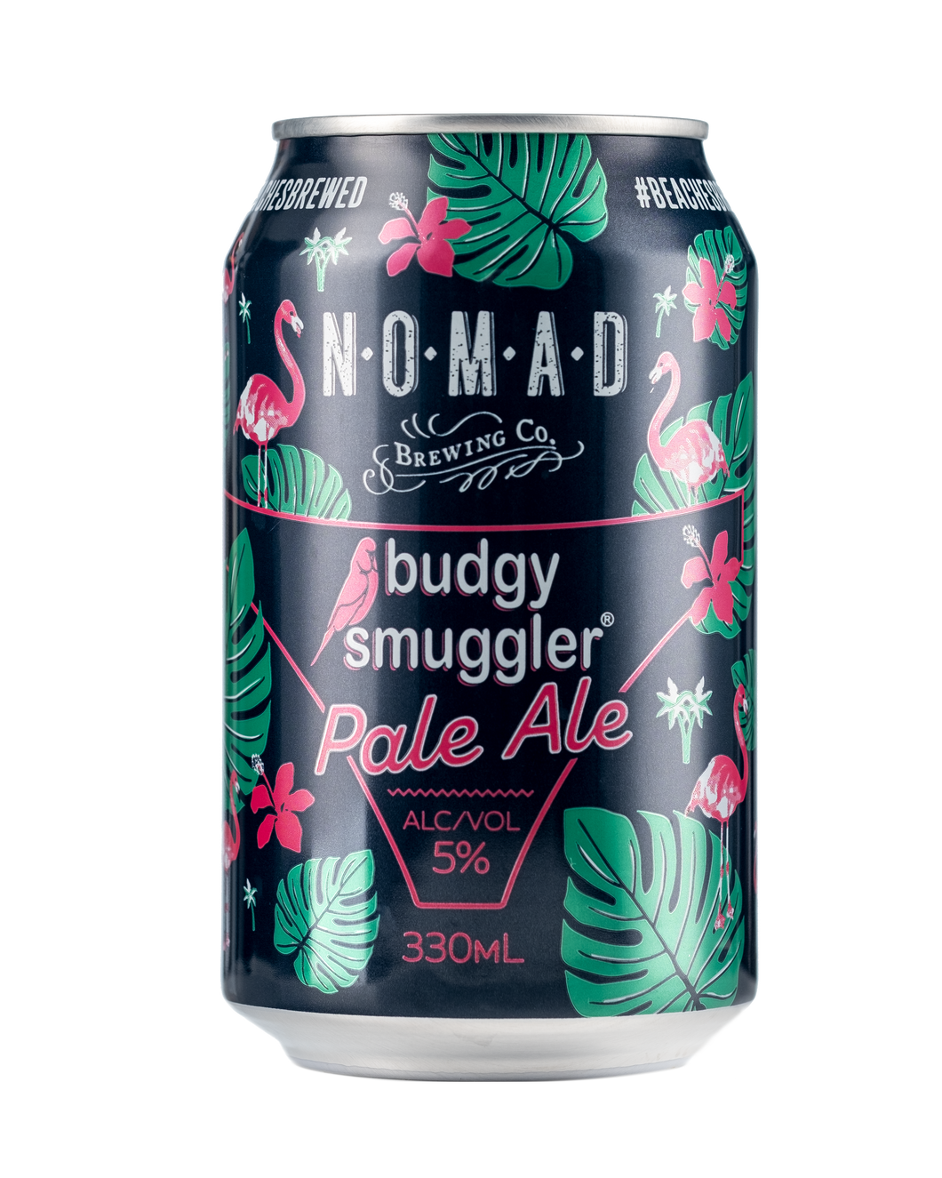 Nomad - Budgy Smuggler Pale Ale  - 330ml Can - 5% - Bundle