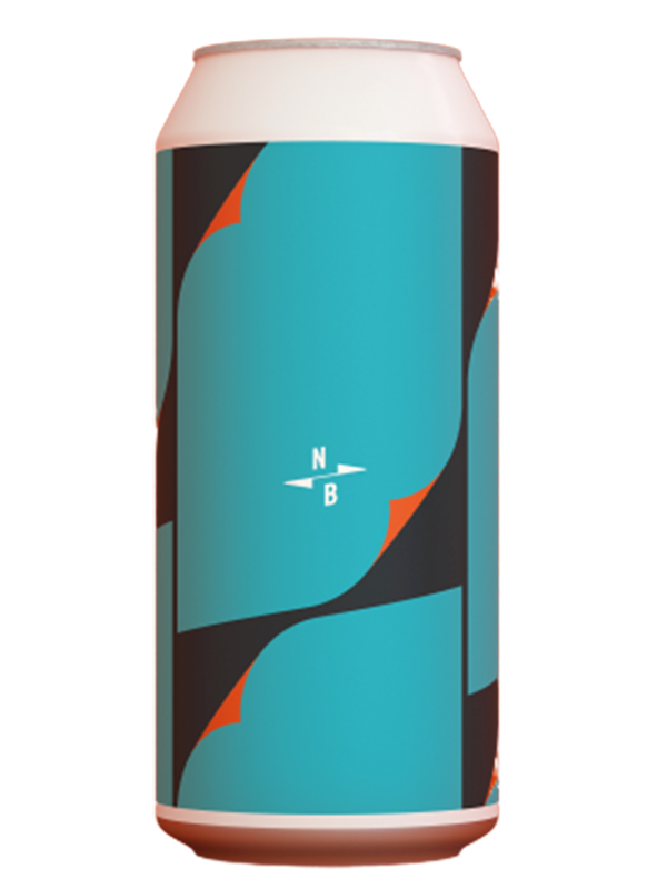 North - Leaf Cutter - Limited Release. Hazy IPA -  440mL.