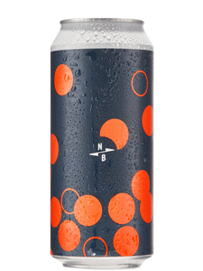 North - Loops & Dots - Limited Release. DDH DIPA -  440mL.
