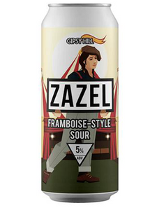 Gipsy Hill - Zazel - Raspberry Sour - 440ml
