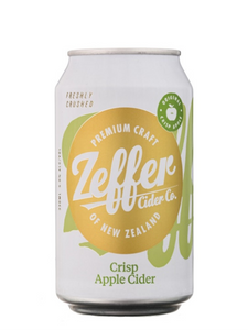 CIDER - Crisp Apple - NZ - 330ml