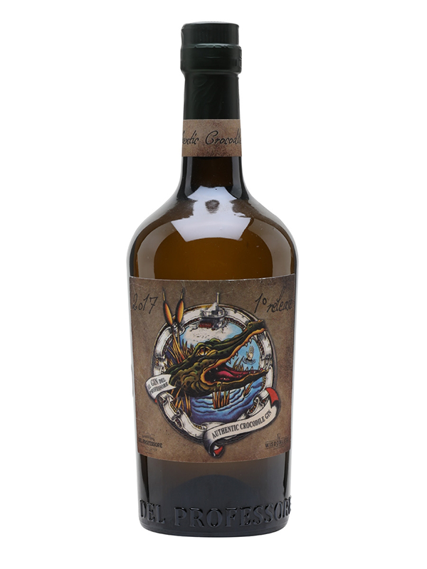 GIN - Del Professore - Crocodile GIN - Limited Release 700ml
