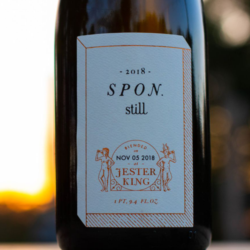 Jester King - Spon Still - Lambic Style Sour - 750ml