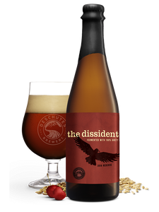 "Deschutes - The Dissident Fermented with 100% Brett - Flanders Style Brown Ale Sour ""Reserve 2016"" - 650ml"