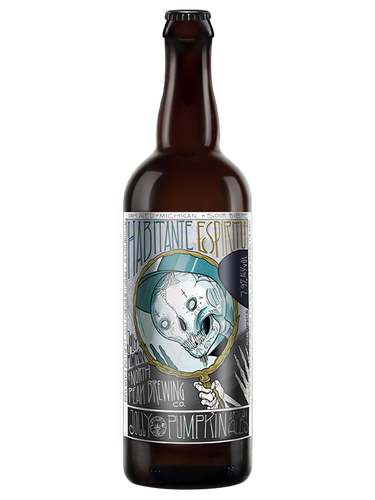 Jolly Pumpkin - Hibitante Espiritu - Sour Double White IPA - 750ml