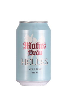 "Mahrs Brau - Helles - 330ml ""Award Winner"" - CASE 330-ml x 24"
