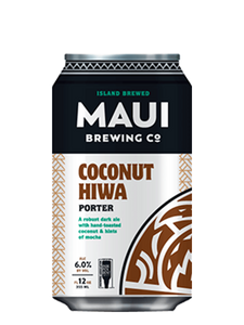Maui - Coconut HIWA  - Coconut Porter - 355ml