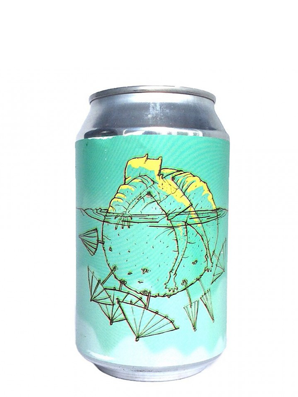 Lervig - Hop Drop - Sour IPA  -  330mL