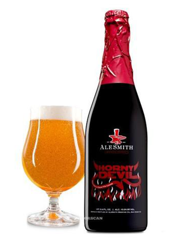 AleSmith - Horny Devil - Belgian Strong Ale