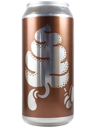 Buxton X Omnipollo - Chocolate Ice Cream Brown 2019-  440mL.