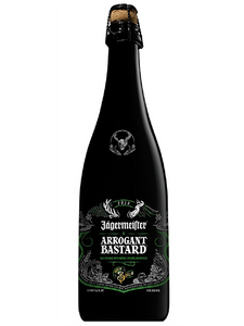 Stone Brewing - Jagermeister Arrogant Bastard - Spiced Strong Ale - 750ml