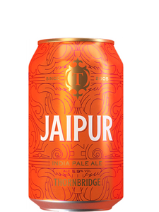 Thornbridge - Jaipur  - English IPA - 330ml.