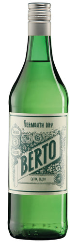 VERMOUTH - Extra Secco - Dry Gin (White) - 1ltr
