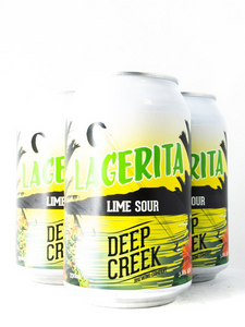 Deep Creek - Lagerita - Lime Sour -330ml