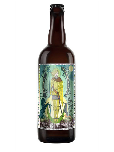 Jolly Pumpkin - la Vida Improvisacion - Dry Hopped Sour Saison - 750ml - CASE