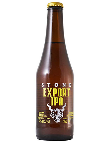 Stone - Export IPA - Sour West Coast IPA  - 355ml bottle - Case