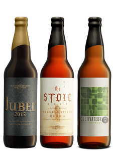Deschutes - The Mixed Sours Pack - Cultivateur 2017 - Jubel 2015- The Stoic - 650ml