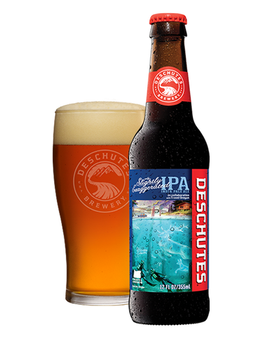 CLEARANCE - Deschutes - Slightly Exaggerated IPA - 355ml