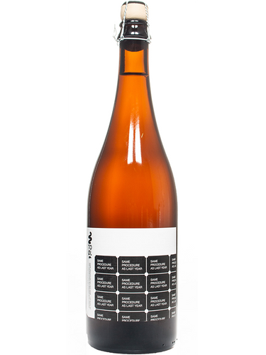 TO ØL - Same Procedure As Last Year -Champagne Grape Saison - 750ml
