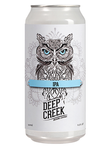 Deep Creek - Wisdom - West Coast IPA -440ml