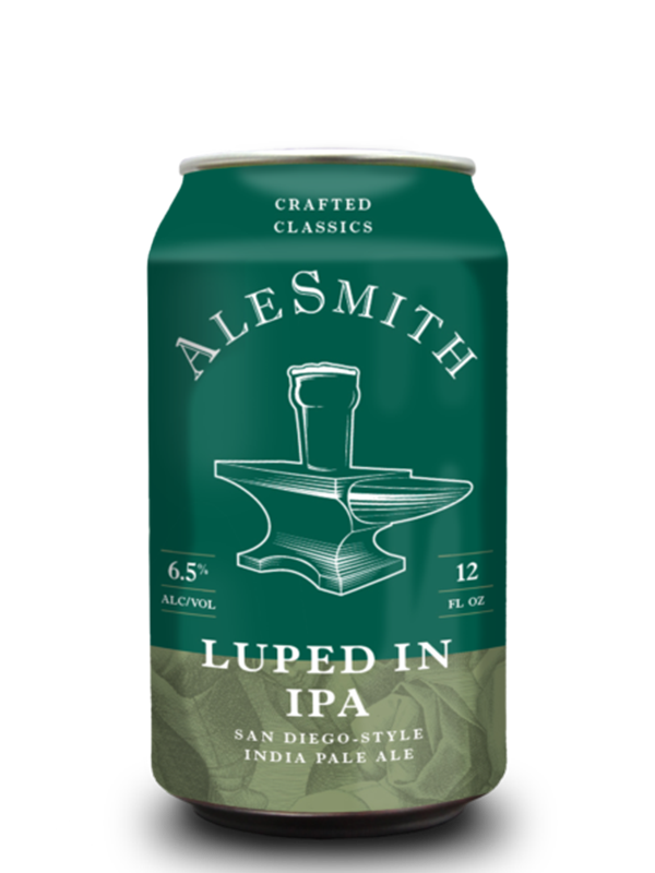 AleSmith - Luped In IPA - Rate Beer Worlds Best - 355ml