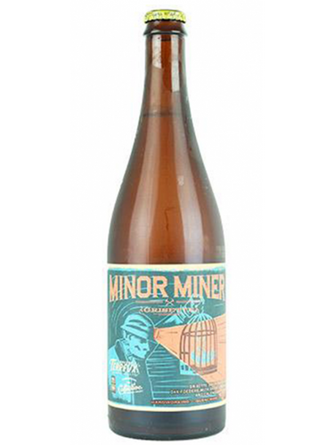 Bruery - Minor Minor - Orange Blossom Oak Aged Grissette - 750ml