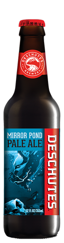 Deschutes - Mirror Pond - Pale Ale 355ml Bottles x 24