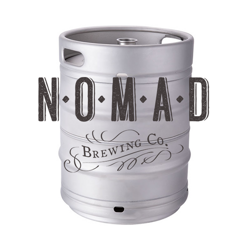 1 Nomad - South Pacific Dream - Pacific Ale - 50ltr Keg - Sydney & Melbourne ONLY
